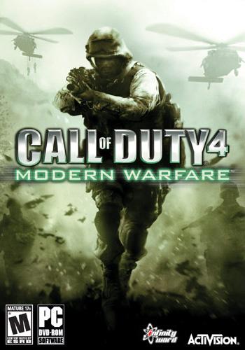 Скачать Call of Duty 4: Modern Warfare - Multiplayer